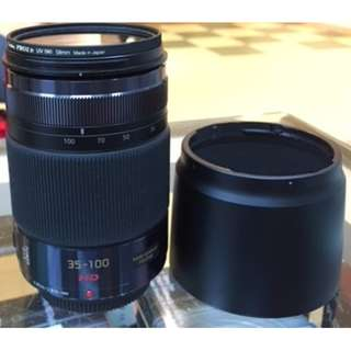 Panasonic Lumix G X Vario 35-100mm f2.8 Lens