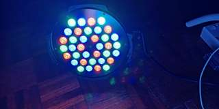 Par Can 36*3 disco light