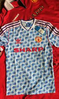 Manchester United Adidas Class of 92 Away Jersey