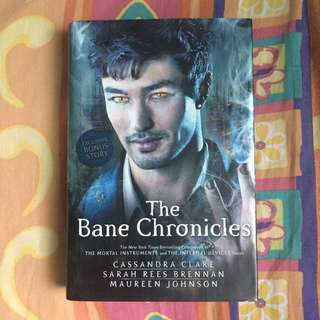 The Bane Chronicles HB BY Cassandra Clare