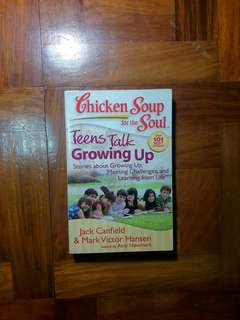 Chicken Soup for the Soul teens