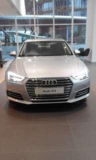 Audi A4 2.0 TFSI Quatrro