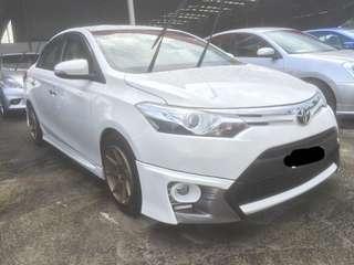 Toyota Vios G 1.5 At 2014