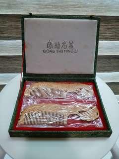 Changzhou Yanling Comb 常州宫梳名篦
