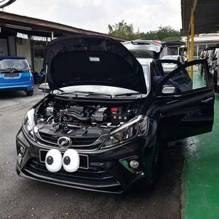 Perodua Raya Rebate 2018