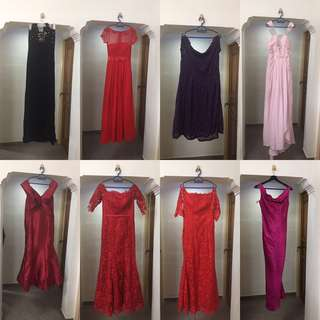 Gowns (Clearance: 0049-0056)