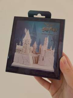Harry Potter Hogwards Paper Castle