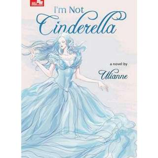 Ebook Novel I'm Not Cinderella