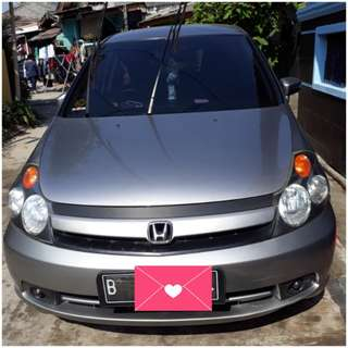 Honda stream 1.7 AT thn 2005