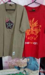 Take All Cotton T Shirts