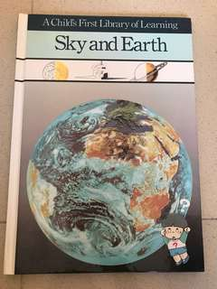 A Child's First Library of Learning - Sky and Earth