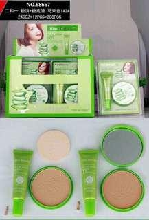 Aloe Vera 2in1 powder and foundation
