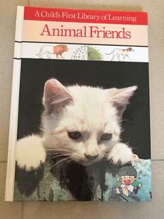 A Child's First Library of Learning - Animal Friends