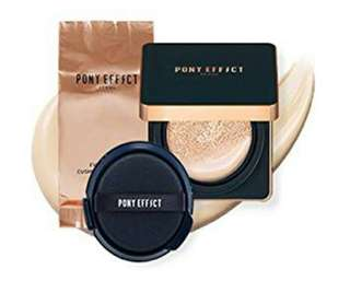 Pony Effect Cushion Foundation