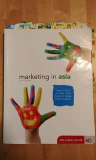 Marketing Textbook - Asia Global Edition