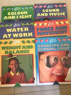 Science Starters - 6 books