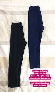 Legging No Brand