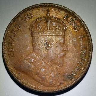 Old British Coin
