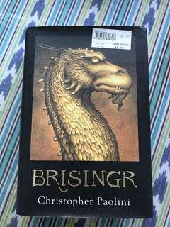 Brisingr - Eragon Series 3