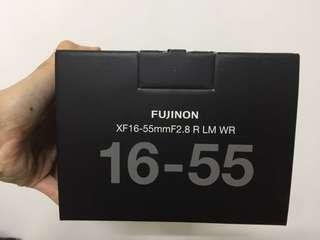NEW Fujifilm XF16-55mm f2.8