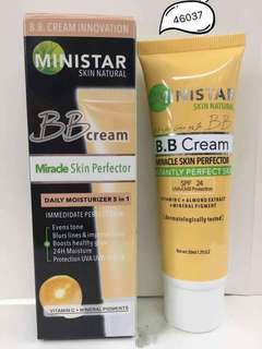 Bb cream for natural skin
