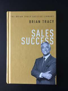 Sales Success pocket handbook by Brian Tracy!