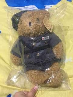 全新 機鐵 Teddy Bear