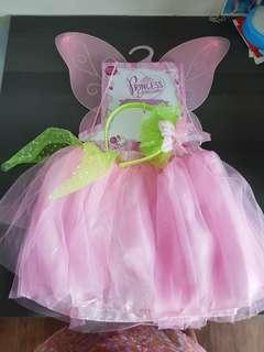 Princess dress up set