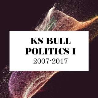 RJC KS Bull Politics Essays Pt 1