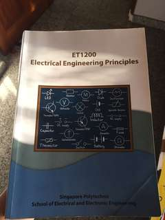 ET 1200 Electrical Engineering Principles