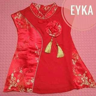 Dress Cheongsam Eyka