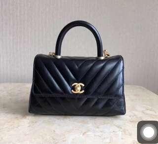 Chanel coco黑金