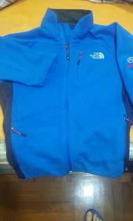 North face summit series two tone blue