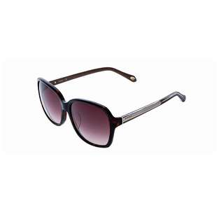 Fossil FOS 3052/F/S Sunglasses, Havana Grey/Brown