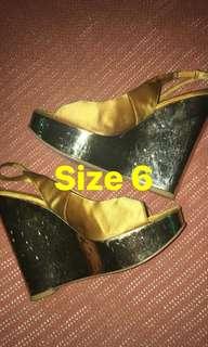 Shoes/make ups/gift set