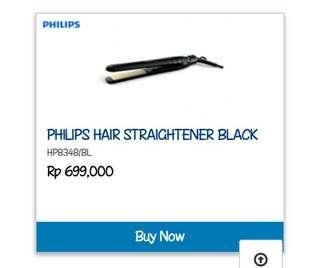Catokan rambut (Philips)
