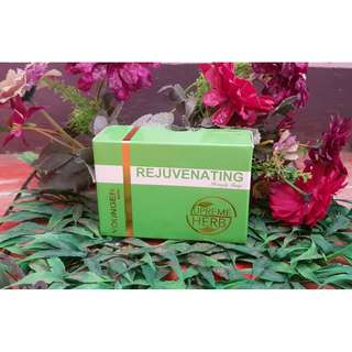 REJUVENATING BEAUTY SOAP