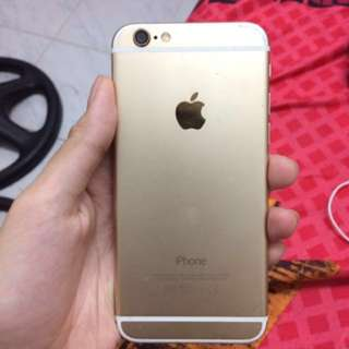For swap/sale iphone 6
