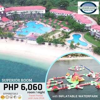 Staycation @ Canyon Cove, Batangas