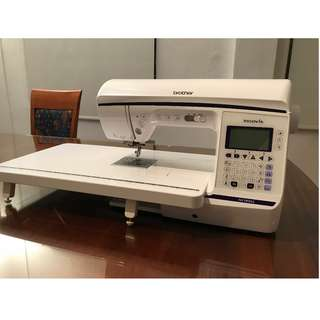 Brother Innov-is NV1800Q  computerised sewing and quilting machine