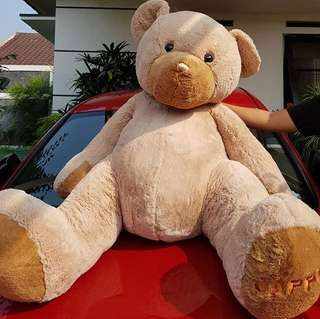 IKEA GIANT TEDDY BEAR