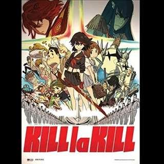 [Rent-TV-Series] Kill la Kill (2013) [ANIME]