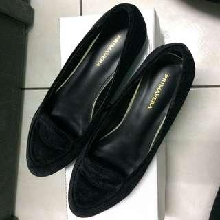 Primavera suede pump shoes