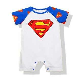 Superman Baby Romper