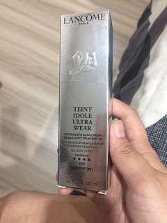 Lancome Teint Idole Ultra Wear 24H long wear foundation