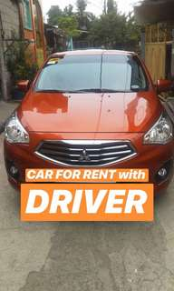 Car for Rent with Driver