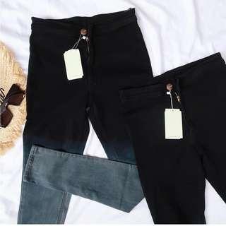 Needy HW p&B jeans