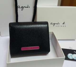 Agnes B 銀包