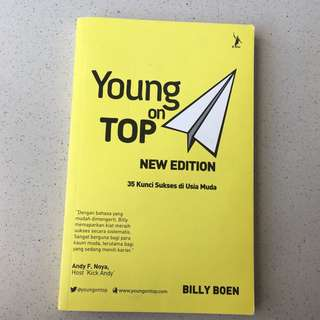 Young on Top by Billy Boen