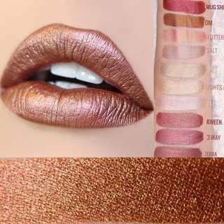 BN Colourpop Ultra Metallic Liquid Lipstick DM